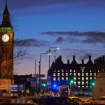 Four killed, 40 injured in vehicle and knife assault near British Parliament